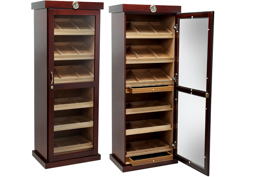 Cabinet Cigar Humidors Affordable Prices The Lemans