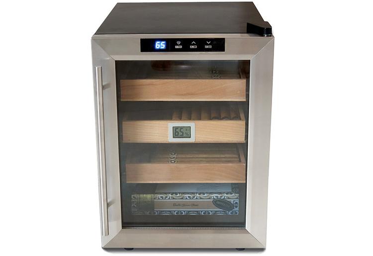 Clevelander Thermoelectric Cigar Cooler Cabinet
