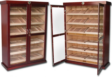 THE Bateman Cabinet Humidor
