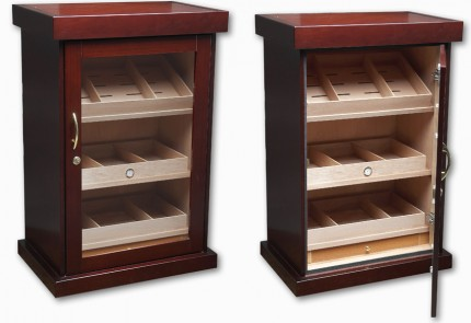 THE Bolivar Humidor Cabinet