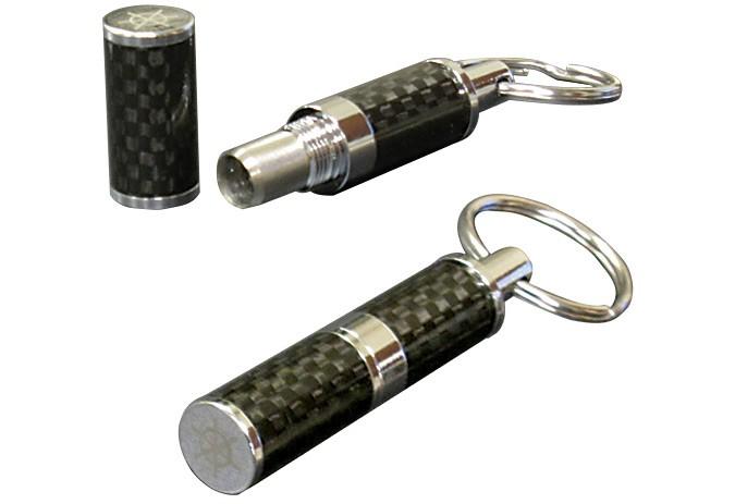 Authentic Carbon Fiber Cigar Punch