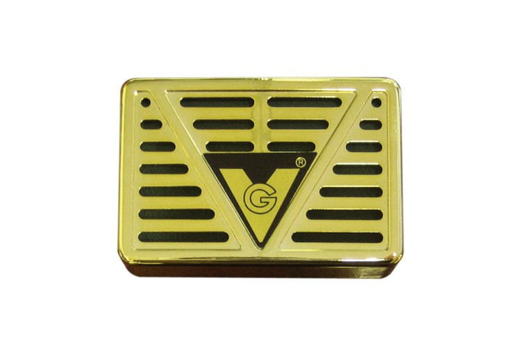 Medium Cigar Humidifier (Gold)