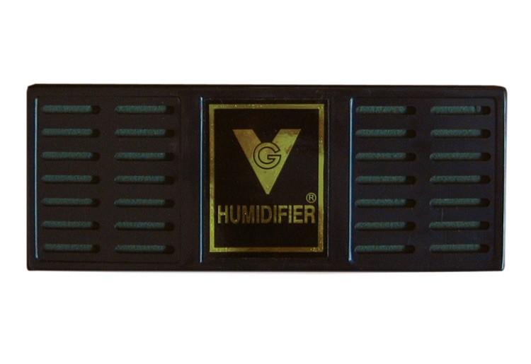 Large Cigar Humidifier (Black)