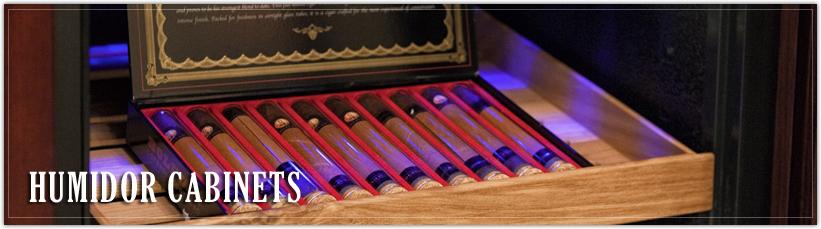 Cigar Cabinets