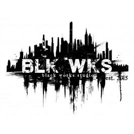 Black Works Studio  The Boondock Saint Corona Larga  Cigars