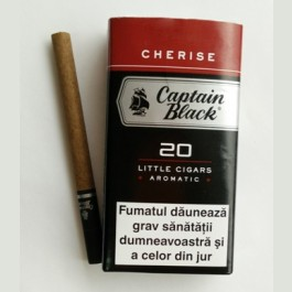 Captain Black Little Cigars  Little Cigars Cherry  Cigars