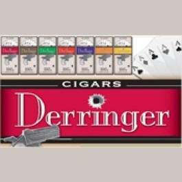 Derringer Filtered Cigars  Cherry  Cigars
