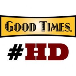 Good Times #HD Cigarillos  Grape  Cigars