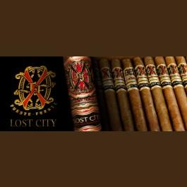 Fuente Fuente Opus X The Lost City  5-Cigar Assortment  Cigars