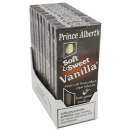 Prince Alberts Cigarillos  Sweet Vanilla  Cigars