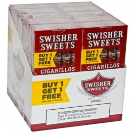 Swisher Sweets Little Cigars  Regular  Cigars