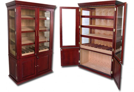sc 1 st  1st Class Cigar Humidors & Large Cabinet Humidor - Cigar Furniture