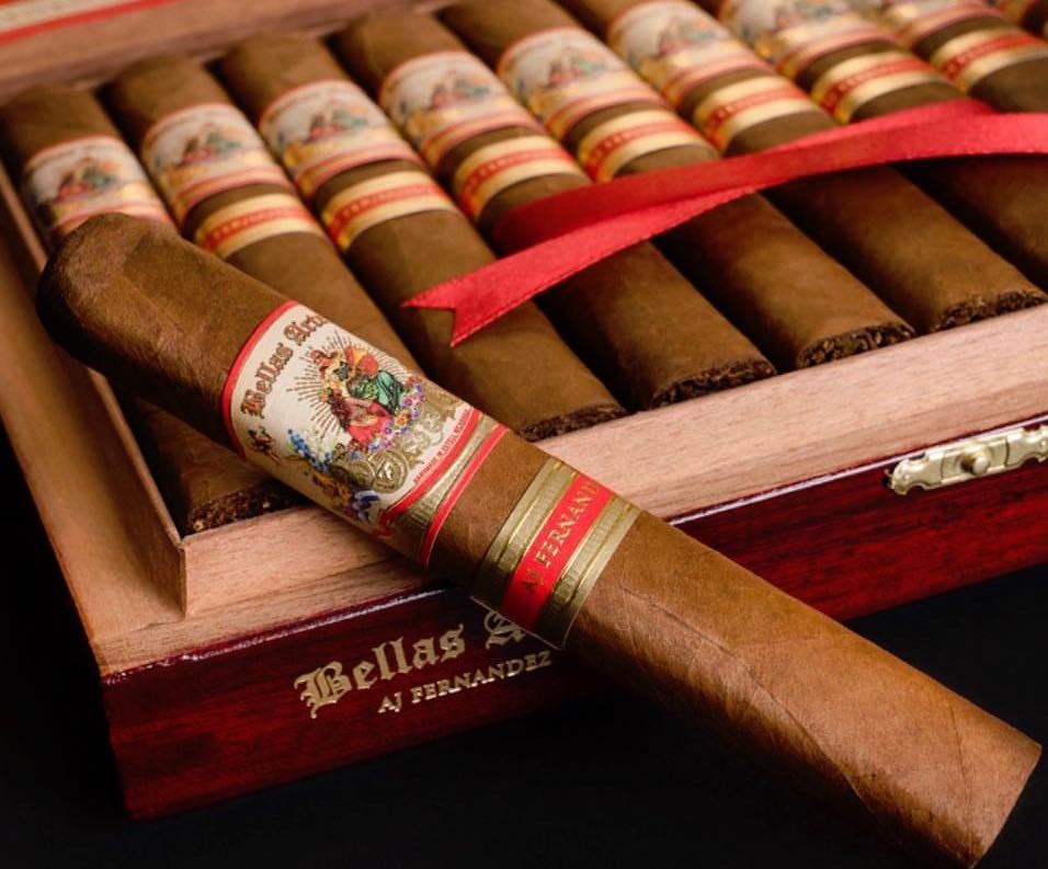 Bellas Artes by AJ Fernandez  Toro  Cigars