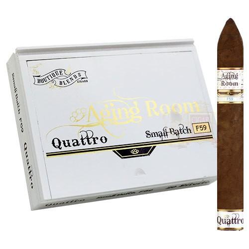 Aging Room Quattro F59  Expressivo  Cigars