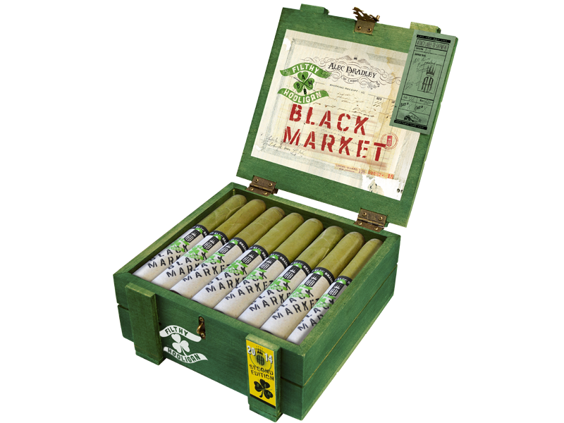 Alec Bradley Black Market Filthy Hooligan  Filthy Hooligan 2019  Cigars