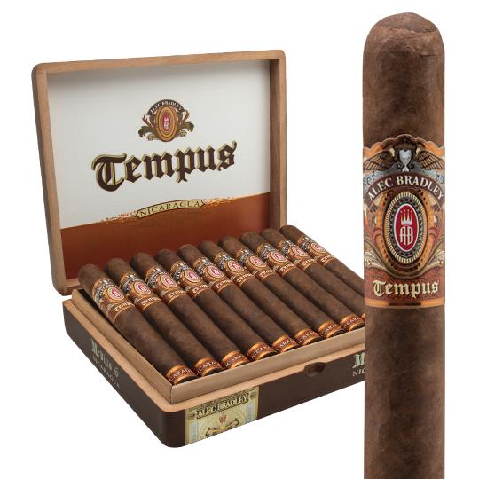 Alec Bradley Tempus Nicaragua  Medius 6  Cigars