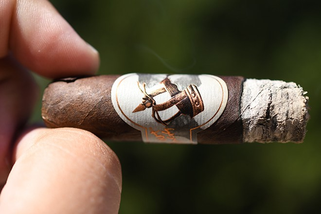 Caldwell Cigar Co. and Drew Estate All Out Kings  Foreverlast  Cigars