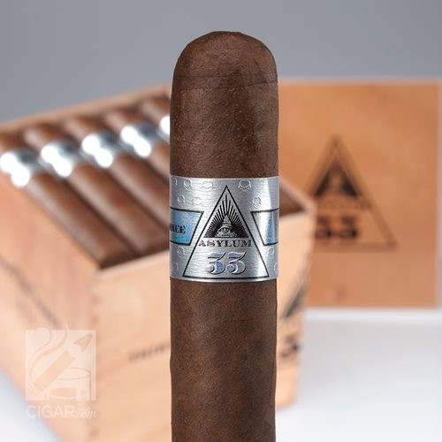 Asylum Asylum  5x54  Cigars