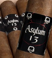 Asylum 13  11/18 3-Pack Assortment  Cigars