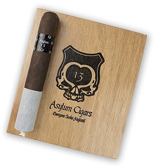 Asylum Nyctophilia  5X50  Cigars