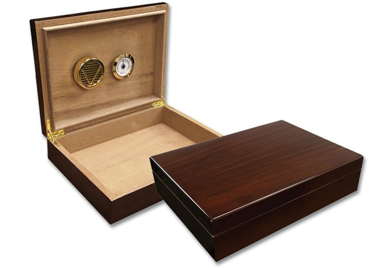 The Bellevue Display Humidor