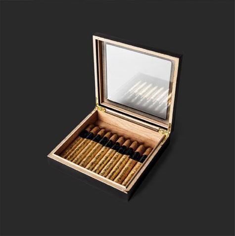Black Abyss  Hydra  Cigars