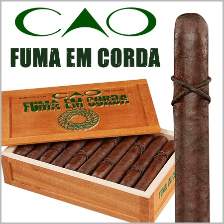 CAO Fuma Em Corda  Toro  Cigars