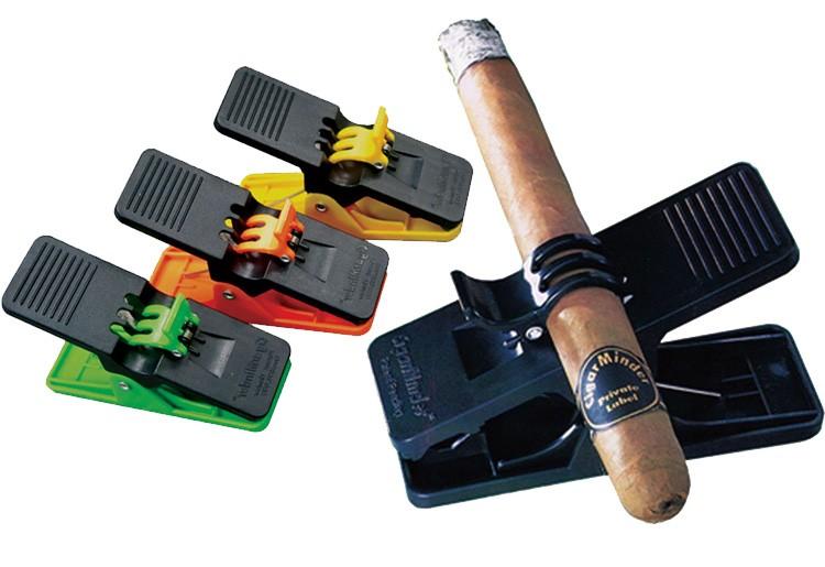 Cigar Minder Clip