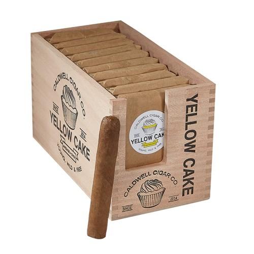 Caldwell Yellowcake  Short Robusto  Cigars