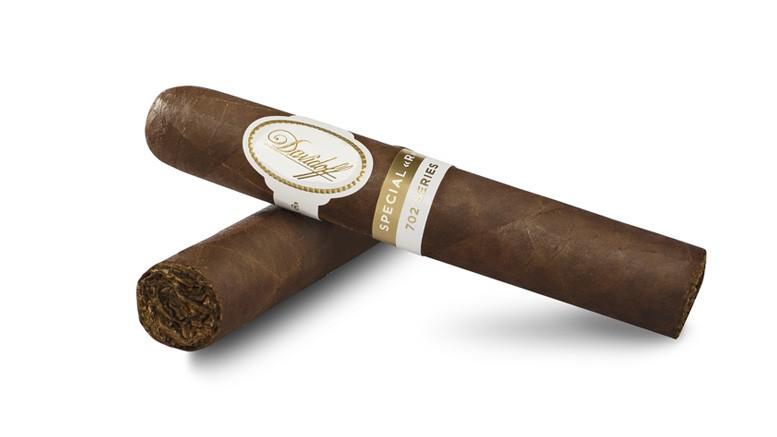 Davidoff 702 Series  No. 3  Cigars