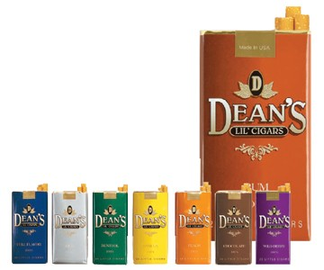 Deans Filtered Cigars  Full Flavor  Cigars