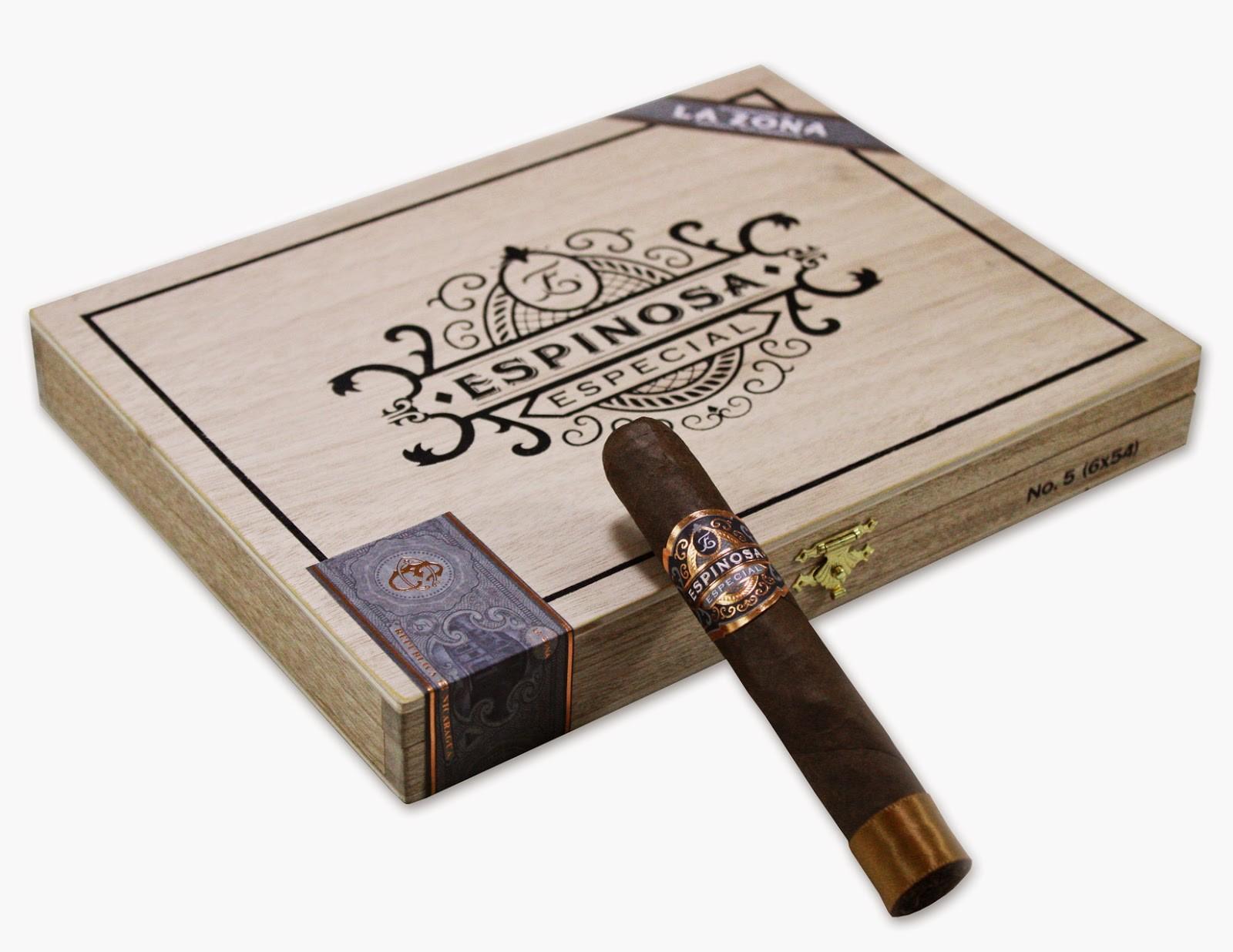 Espinosa Especial  No. 5  Cigars