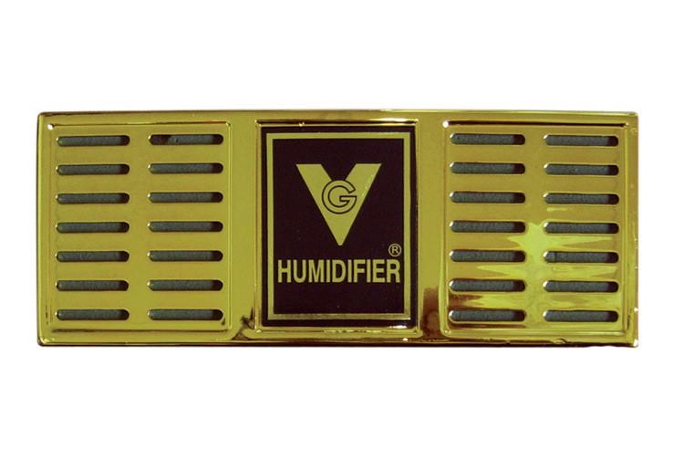 Large Cigar Humidifier (Gold)