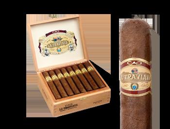CAO La Traviata  Radiante  Cigars