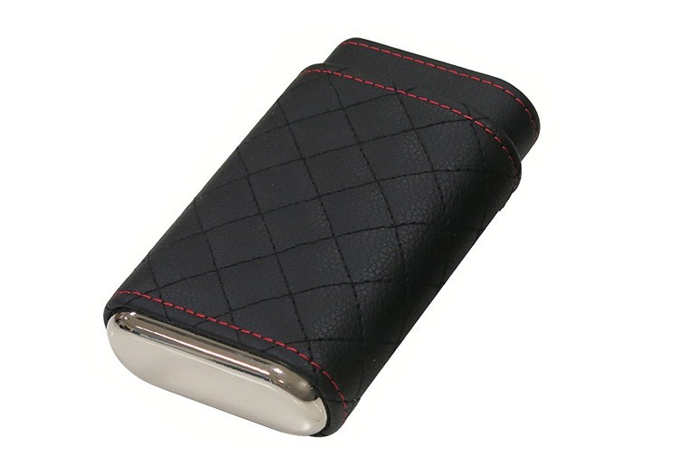 Drexel Diamond Stitch Case (Black)