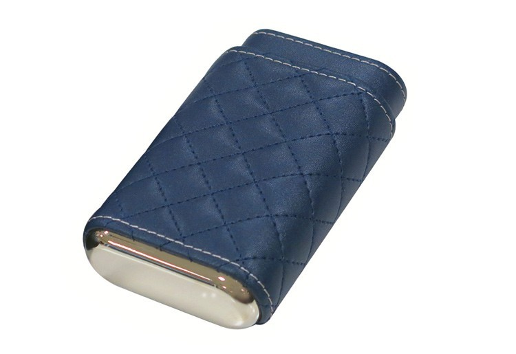 Drexel Diamond Stitch Case (Blue)