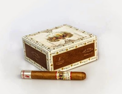 New World Connecticut by AJ Fernandez  Robusto  Cigars