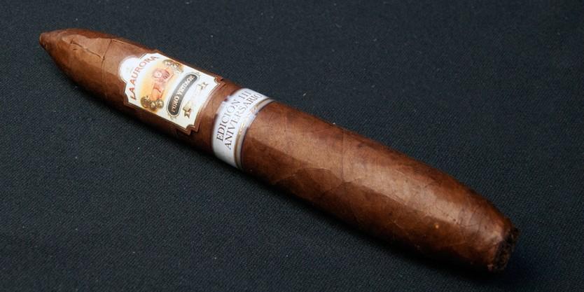 La Aurora Puro Vintage 2006 Edition  Salomon  Cigars