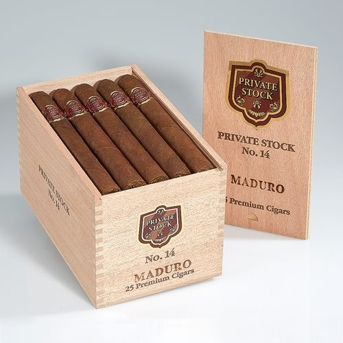 Private Stock by Davidoff  #14  Cigars