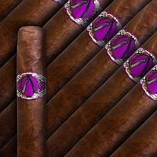 La Barba Purple  7 x 40  Cigars