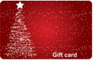 Christmas Tree Gift Card