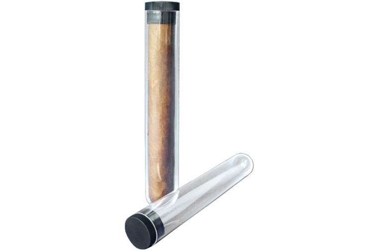 Acrylic Cigar Tube