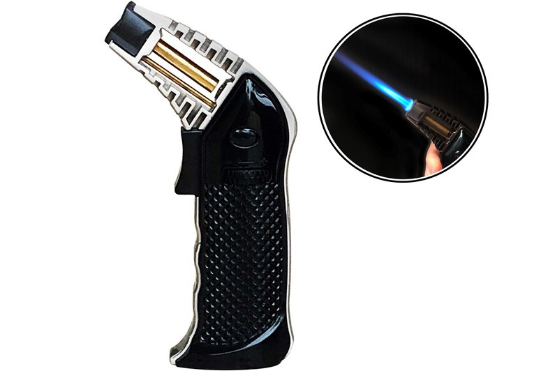 Bazooka Cigar Torch (Black)