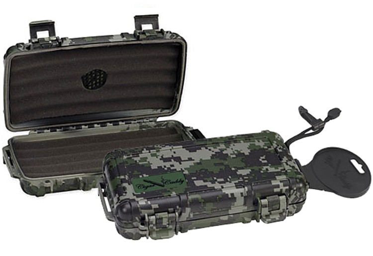 THE Cigar Caddy 5 (Camouflage)