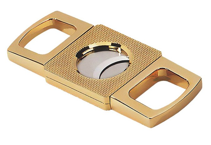 Gold Textured High Line Cutter