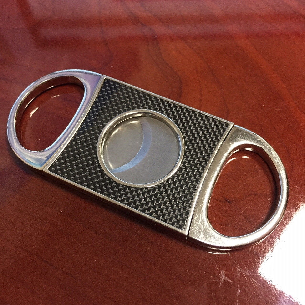 Carbon Fiber Stainless Combo Finish Cutter