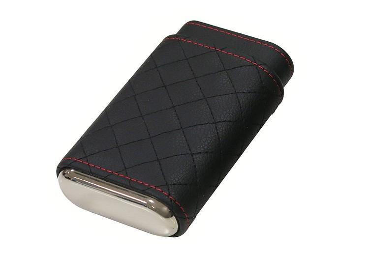 Drexel Diamond Stitch Case (Black)