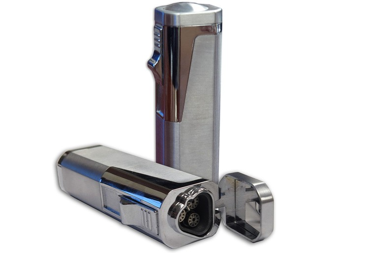 Typhoon Lighter (Silver)