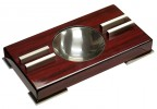 Modern Glossy Cherry Cigar Ashtray