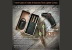 Travel Case w/Cutter & Bazooka Combo